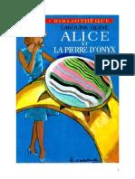 Caroline Quine Alice Roy 40 IB Alice et la pierre d'onyx 1963.doc