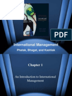 International Management - Phatak - Ch.1 slides
