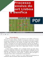 Benfica Organização Ofensiva
