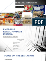 Emerging Trends in Retail Format