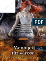 Cassandra Clare - Mennyei tuz varosa.pdf
