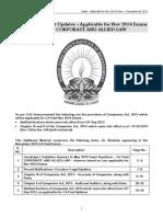 CA Final Law Notes by Gurukripa_AUDITORS