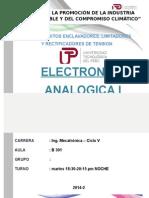 1era Lab. Analogica I