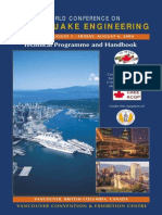 13th World Conference on EArthquake Engineering-Full Papers