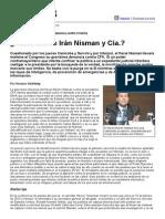 Página_12 __ El País __ ¿Hasta Dónde Irán Nisman y Cía