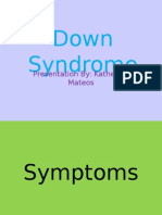 Down Syndromekm