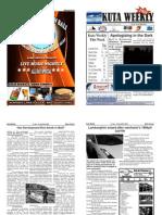 "Kuta Weekly-Edition 164 ""Bali""s Premier Weekly Newspaper"""