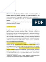 Dworkin - Igualdad