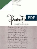 Generalinspekteur Der Panzertruppen - Panther-Fibel (1944, 119 S., Scan)