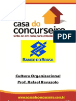 BB 2015 - Apostila Cultura Organizacional