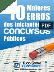 eBook 10erros Concursos