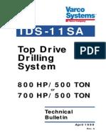 144581977 Manual Top Drive Tds 11sa Internet