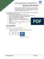 Manual de Word 2010