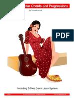Flamenco Guitar Chords and Progressions