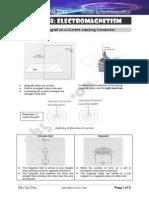 SPM PHYSICS SHORT NOTES CHAPTER 8 Electromagnetism