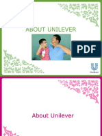 About Unilever Presentation