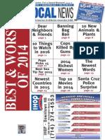 The Local News, January 15, 2015