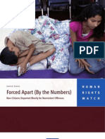 Forced Apart (Human Rights Watch)