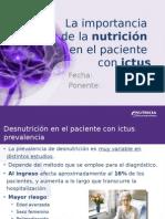 Modulo 1 - Importancia de la nutri ci¢n en el paciente con ictus