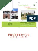 Prospectus Distancemode 2014