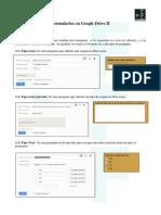 Manual GoogleDrive Formularios