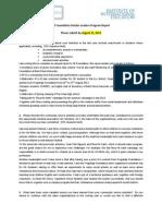 Program Report - 2013-Chung Lê Tú Tài - GE 6 (1)