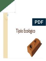 2009-2 Tijolo Ecologico Marcele