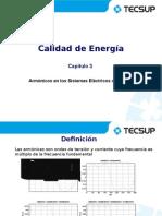 Calidad de Energía Cap. 3