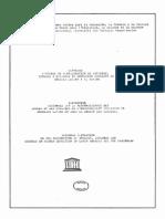 Convenio Regional de Convalidación de Estudios, Títulos y Diplomas de Educación Superior en América Latina y El Caribe 1974