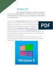 Qué Es Windows 8