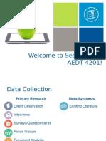 data collection seminar2