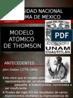 Modelo Atomico de Joshep Thompson Para Exponer2