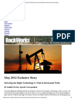 Selecting the Right Technology is Vital in Horizontal Wells _ Exclusive Story _ Web Features