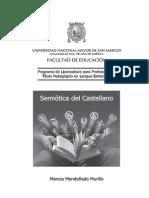 Mondoñedo Murillo, Marcos - Semiótica Del Castellano