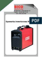 BICO instrukcja mma-200