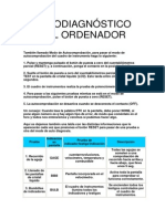 Autodiagnosis tablero Mondeo