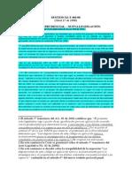 st_402_08 Principio de Favorabilidad en la Ley 906