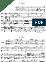 Grieg Op.11 - In Autumn Duet