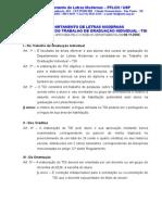 TGI Regulamento