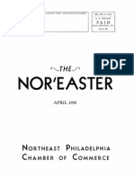 The NOR'EASTER – April 1936