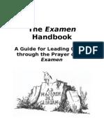 Examen Handbook (2014)
