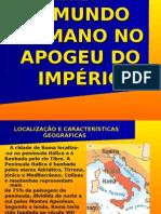 OS ROMANOS- 2008