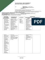 Planificación Curricular Bloque 3 2014-2015 Octv