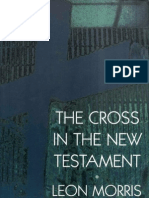 Leon Morris the Cross in the New Testament