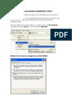 Como Habilitar Los Macros en Microsoft Excel