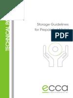 2 - Storage Guidelines for Prepainted Metal -Final