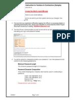 Basic ERoom Instructions