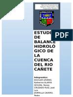 TF. Cuenca Del Río Cañete