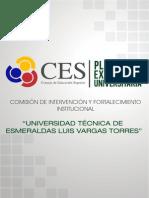 Plan de Excelencia Luis Vargas Torres-difusion