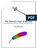 The Sword's Fear of the Pen